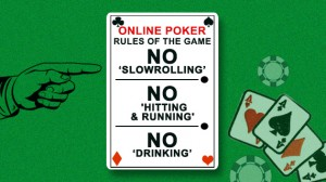Unwritten Rules of Poker by adda52