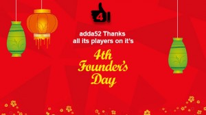 Founders Day - adda52.com