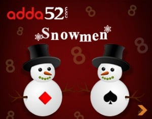 88 Cards called Snowmen