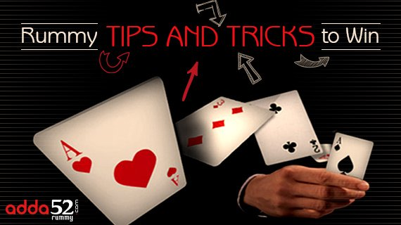 Pratctical Tips to Win in Rummy Game