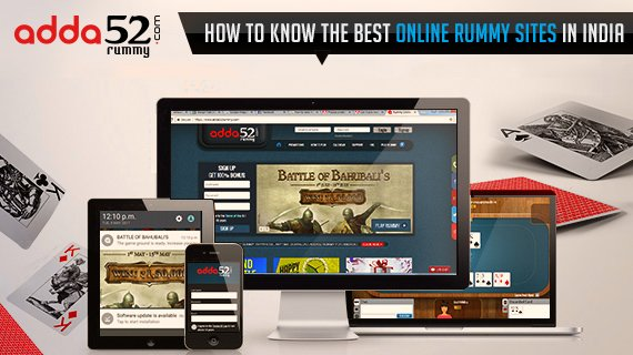 How to Know the Best Online Rummy Sites in India
