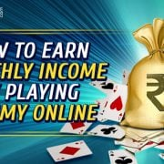 How to Earn Monthly Income by Playing Rummy Online