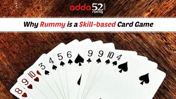 Six Key Reasons Why Rummy is Called as Skill Based Game