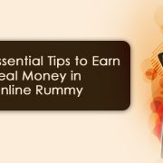 Seven Essential Tips to Earn Real Money in Online Rummy