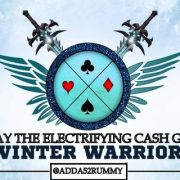 Play The Electrifying Cash Game Winter Warriors @Adda52Rummy