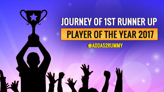 Amazing Journey of Rekha, 1st runner up of Player of the year 2017