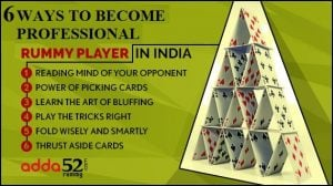 Six Ways to Become A Professional Rummy Player in India