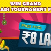 "Catch up with ""rajak07"", Winner of Ugadi Rummy Tournament"