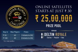 Be the Winner of Indian Rummy Challenge 2018