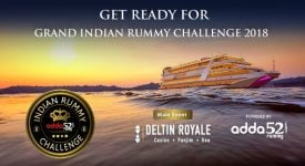 Get Ready for Grand Indian Rummy Challenge 2018