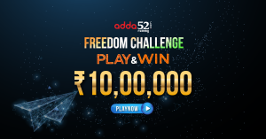 Ways to Win Rs 10 Lac at the Freedom Challenge