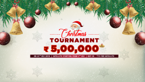 How playing Rummy on Christmas eve can make you win 5 Lakhs