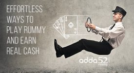 Effortless ways to play rummy and earn real cash