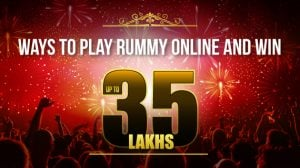 Ways to play rummy online and win 35 Lakhs this month