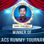 Meet rmsonkamble, Winner of 2.5 Lacs Rummy Tournament