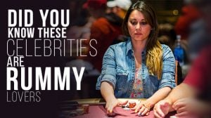 Did you know these celebrities are rummy lovers