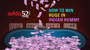 How to win huge in Indian rummy online games