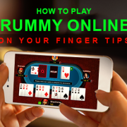 How To Play Rummy Online On Your Finger Tips