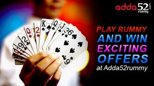 Play Rummy and Win Exciting Offers at Adda52 Rummy