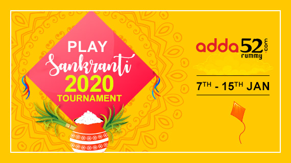 Play Sankranti 2020 Tournament- 7 to 15 Jan