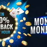 Win 100% Cash Every Hour in Monday MoneyDay