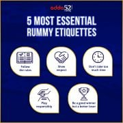 5 Most Essential Rummy Etiquettes