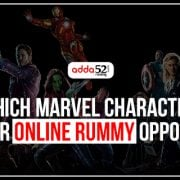 Which Marvel Character is your Online Rummy Opponent?