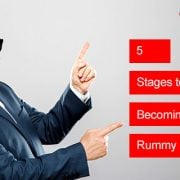 5 stages to becoming a Rummy Champion