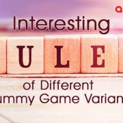 Interesting Rules of Different Rummy Game Variants