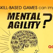 How skill-based games can improve mental agility?