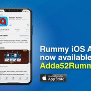 Rummy iOS App now available at Adda52Rummy
