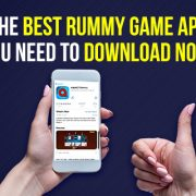 The Best Rummy Game App you need to Download Now!