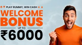 Play Rummy and Win Cash with Welcome Bonus
