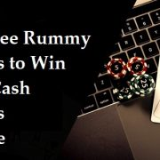 Ace Free Rummy Games to Win Real Cash Games Online