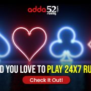 Would You Love To Play 24x7 Rummy? Check It Out!