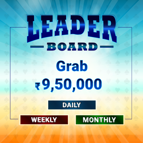 3 Ways to Play Rummy and win at Leaderboard
